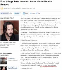 Keanu Reeves Conspiracy Meme - the many lives of keanu reeves weather station 1