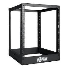cabinets u0026 open frame racks tripp lite