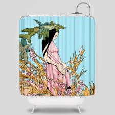 lilly shower curtain home design inspirations