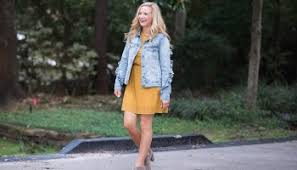 camo dress booties and jean jacket fancy ashley