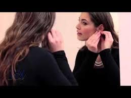 lost earring back prevent lost earrings with the luxlock earring back clutch system