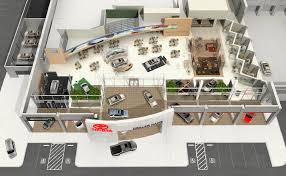 What Is A Floor Plan Car Dealership Toyota Image Usa Ii