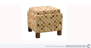store hidden treasures in 20 cube storage ottomans home design lover