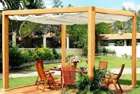 canopy for a pergola