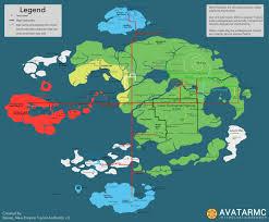 Naruto World Map by Server Xaixas Alien World Map Re Upload Misc Art Pinterest