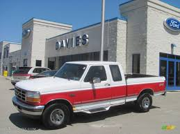 1996 Ford F150 Interior 1996 Oxford White Ford F150 Xlt Extended Cab 4x4 29342512