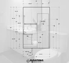 Bathroom Layout Designs 9 X 5 Bathroom Design Techieblogie Info