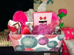 birthday baskets for gift basket ideas for 18th birthday girl 18th birthday basket