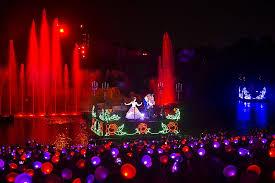 glow show wdwthemeparks news glow with the show ears brighten
