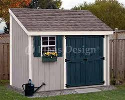 Diy Lean To Storage Shed Plans by My Backyard Storage Shed Dreams Have Come True Backyard Storage