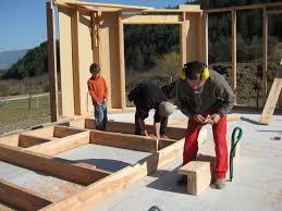 Comment Fabriquer Une Maison En Bois Moderne Wohndekoration Und Innenarchitektur Superbe