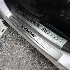 ford edge accessories 2017 car stainless steel door sill protector accessories for ford