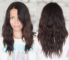 best air dry hair cuts pictures on air drying wavy hair cute hairstyles for girls
