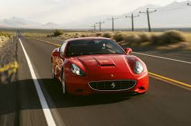 Ferrari California 2015 - 2018 ferrari portofino waves goodbye to california automobile