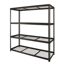 Heavy Duty Garage Shelving by Garage Shelving From Bunnings Warehouse New Zealand Bunnings
