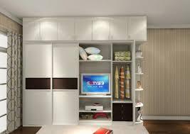 Wardrobe Design Ideas Closet Delectable Furniture For Bedroom Decoration Using Light