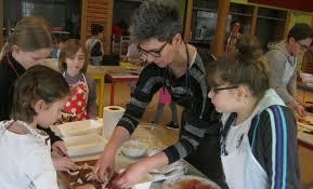cours de cuisine epinal edition d epinal les petits chefs régalent les parents