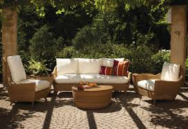 Replacement Cushions Patio Furniture by Lloyd Flanders Replacement Cushions Wicker Com