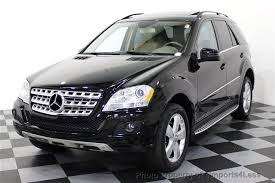 mercedes m suv 2011 used mercedes m class ml350 4matic awd suv at