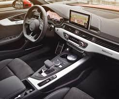 lexus lc rrp and here comes the lovely new interior of the a4 b9 car 2016