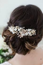 bridal hair flowers 780 best bridal combs pins images on wedding hair