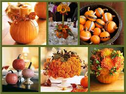 Modern Fall Party Decorations