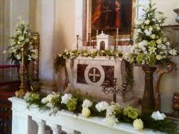 Church Decorations For Wedding 140 Best Church Wedding Ceremony With Decoration Images On