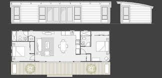 Maxwell 16x50 2 Bedroom 2 Bathroom Completed 92 100 Floor 16 X 50 Floor Plans