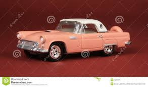 ford thunderbird 1955 royalty free stock photo image 7220615