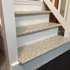Basement Steps Epoxy On Stairs Why Yes We Do Love That Epoxy And Swisstrax