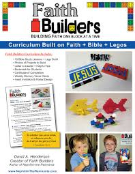 free faith builders lego curriculum launch nephilim the remnants