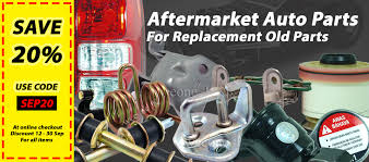 aftermarket auto parts and accessories online shop