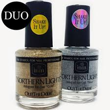 amazon com inm out the door top coat nail polish 2 3 ounce beauty