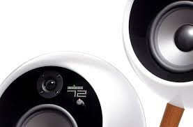 bossa sound moonraker speakers the coolector