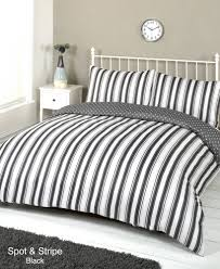 duvet covers grey and white striped duvet cover grey stripe