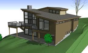 apartments modern mountain house plans small mountain home floor