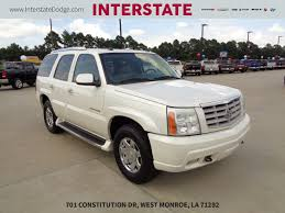 used lexus suv lafayette la white cadillac escalade in louisiana for sale used cars on