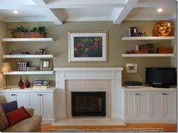 Built In Bookshelves Fireplace by Best 25 Fireplace Shelves Ideas On Pinterest Alcove Shelving
