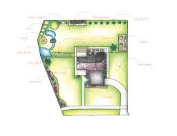 apartments site plan of a house courtyard plans house floor with