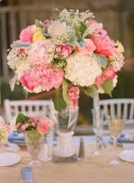 flower centerpieces 47 bright floral centerpieces for weddings weddingomania