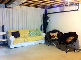 cheap decorating ideas for unfinished basements superwup me