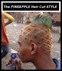 put your on a haircut the 25 best pineapple hairstyle ideas on pinterest natural
