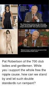 Meme Michelle Obama - pat roberson comments on michelle obama s bare arms mrs obama doesn