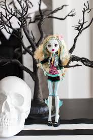 Halloween Monster High Doll Monster High Halloween Party The Tomkat Studio Blog