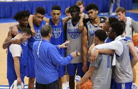 uk basketball schedule broadcast coach cal