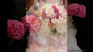 roses centerpieces white hydrangea and and pink centerpieces