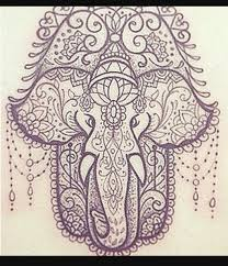 elephant tattoo with words tatuajes u2026 pinteres u2026