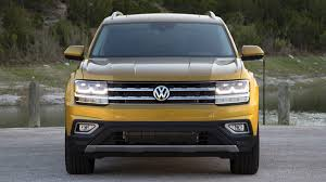 volkswagen atlas sel 2018 volkswagen atlas second drive the all american cuv newcomer