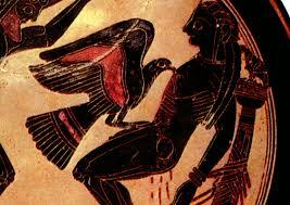 Ancient Greek Vase Painting Ancient Greek Vase Painting Of