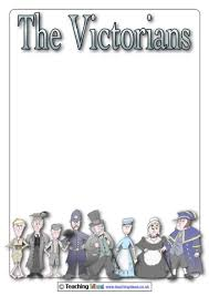 the victorians template teaching ideas